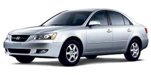 2006 Hyundai Sonata GLS 4 Cyl.